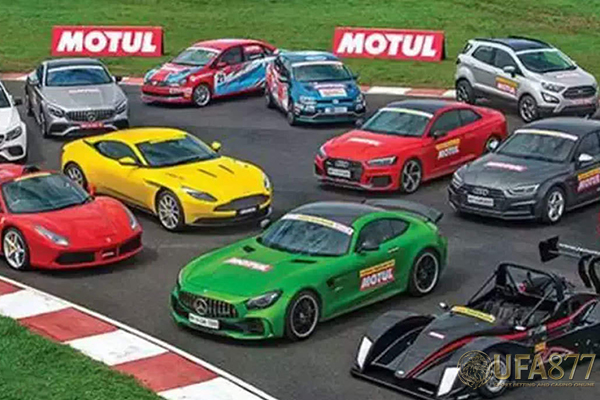 Racing League : การแข่งขันได้รับการอนุมัติ